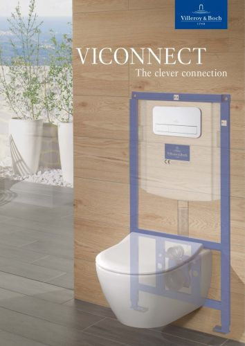 ViConnect 985mm Cistern Frame 922478