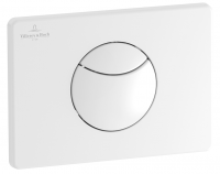 ViConnect Round White Flush Plate 9224 85 68